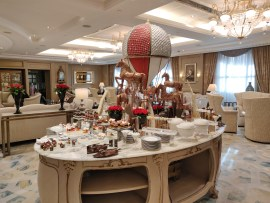 Afternoon Tea at the Shangri-La Istanbul - Review ★★★★★