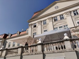 Sunday Brunch Buffet at Schloss Wilhelminenberg Vienna - Review ★★☆☆☆