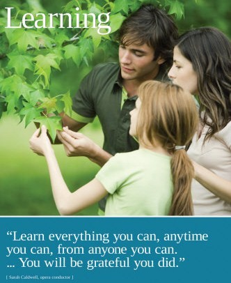 qoutes about learning