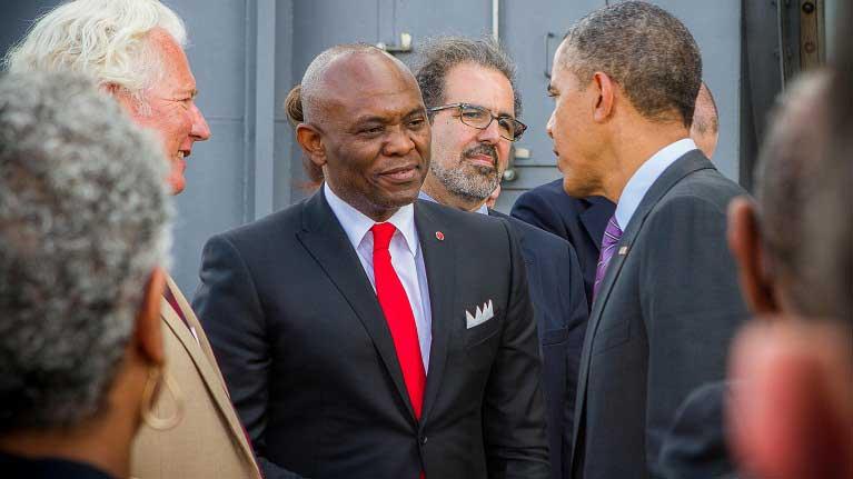 The Tony Elumelu Foundation Entrepreneurship Programme