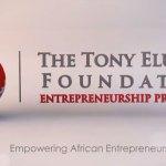 And the 1,000 Winners of the Tony Elumelu Foundation Entrepreneurship Programme are?