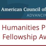 African Humanities Fellowship Program in Ghana, Nigeria, South Africa, Tanzania, and Uganda 2016/17
