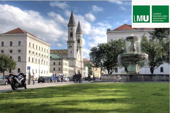 Ludwig-Maximilians-Universität München Germany