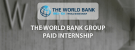 Apply: World Bank Paid Winter Internship for Young Graduates (Funded to Washington) 2018/2019