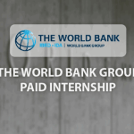 Apply: World Bank Paid Summer Internship for Young Graduates 2017/2018. Funded to Washington