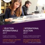 ENS International Selection Scholarships 2017 for Masters Students
