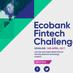 EcoBank Fintech Challenge 2017 for Programmers and Developers