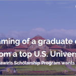 Onsi Sawiris Masters Scholarship Program for Egyptians to Study in USA 2017/2018