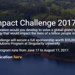 SingularityU East Africa Global Impact Challenge for East African Startups 2017