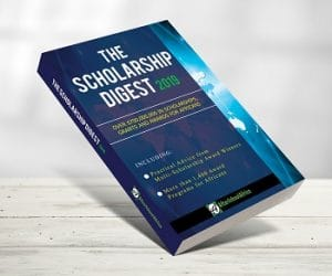The Scholarship Digest Book - FIFTEEN African Multi-Award Winners reveal how to Win Scholarships + Get Instant Access to Over 1,400 Opportunities Around the World.