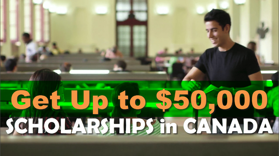 40+ Scholarships in Canada for International Students (+