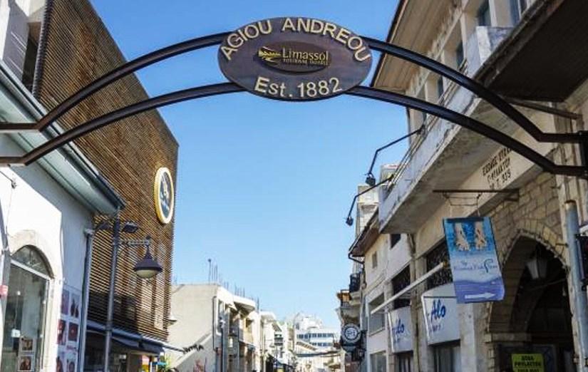 Προς αναβάθμιση η οδός Αγ. Ανδρέου στη Λεμεσό