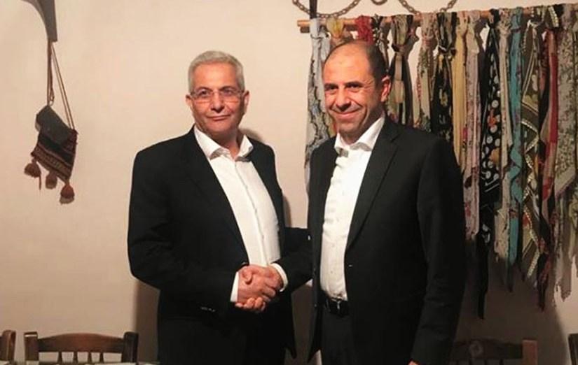 Αντρου Κυπριανού – Κουντρέτ Οζερσάι