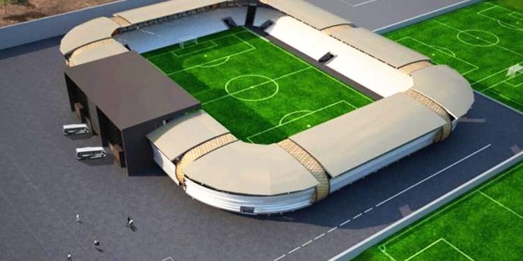 νέο γήπεδο Λεμεσού