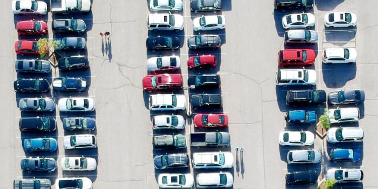 χώροι στάθμευσης