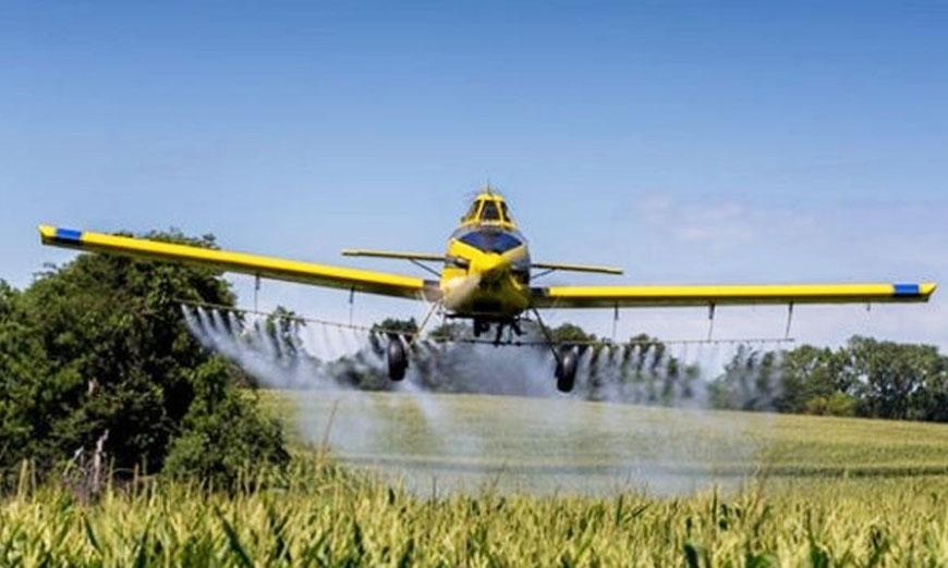 Δ. Λάρνακας: Ξεκινούν αεροψεκασμοί για τα κουνούπια