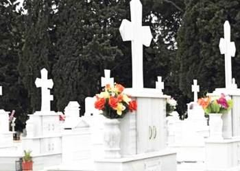 κοιμητήριο