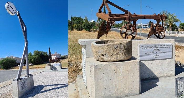 Ένα εντυπωσιακό ρολόι κοσμεί τον Δήμο Γερίου