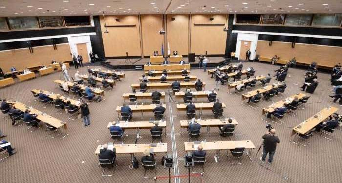 Ψήφισμα Βουλής