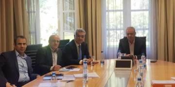 Πλήρης συνεργασία Υπουργείου Εσωτερικών με ΚΟΑΠ