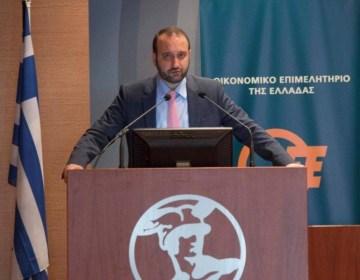 Ο Πρόεδρος του Οικονομικού Επιμελητηρίου Ελλάδας κ. Κωνσταντίνος Κόλλιας