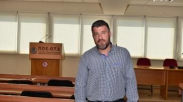 Ο Πρόεδρος της ΠΟΕ-ΟΤΑ Νίκος Τράκας
