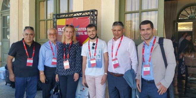 Ρένα Δούρου στο DLD Innovation Festival τελ αβιβ