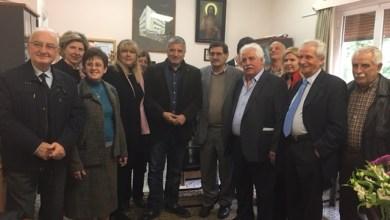 Γιώργος Πατούλης επισκέφθηκε το Άσυλο Ανιάτων Πατρών