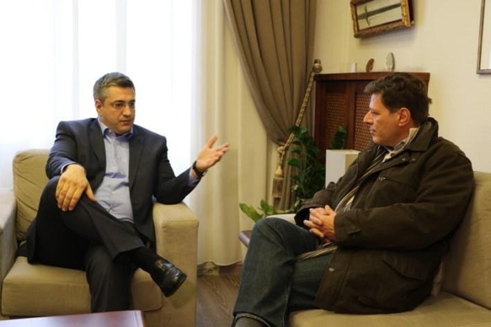 Βαρβιτσιωτης Τζιτζικωστας προσφυγικό ζήτημα στην Κεντρική Μακεδονία