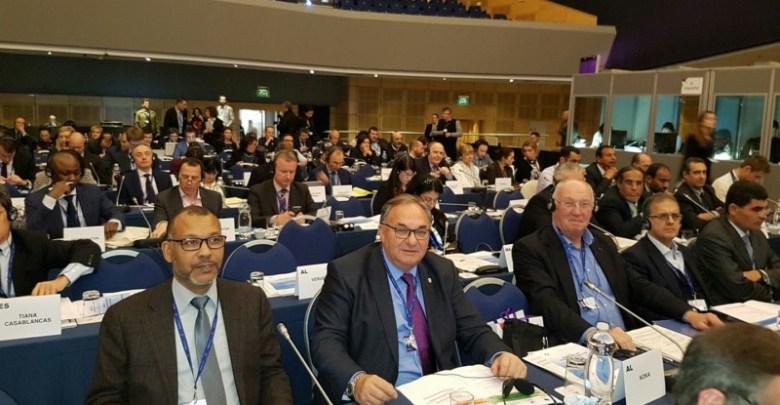 Ευρωμεσογειακής Συνέλευσης των Δήμων και Περιφερειών καλογεροπουλος