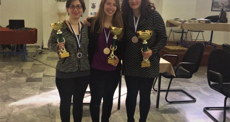 Πρωτάθλημα Γυναικών στο Σκάκι