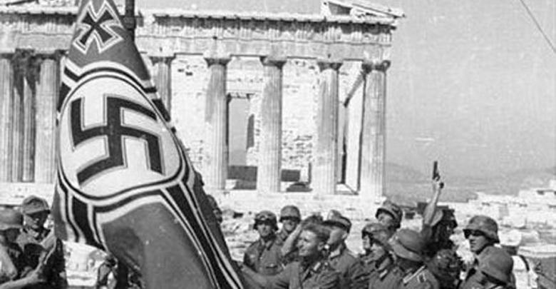 διεκδίκηση των Γερμανικών οφειλών