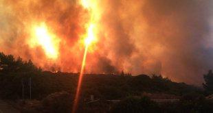 Πρόεδρος ΚΕΔΕ Γ. Πατούλης: Η καταστροφική πυρκαγιά στα Κύθηρα αποκαλύπτει τη γύμνια του κρατικού μηχανισμού