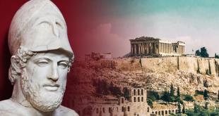 Ο Δήμος Αλίμου διένειμε τον «επιτάφιο του Περικλέους» στους μαθητές της Γ΄ Λυκείου όλων των σχολείων της πόλης