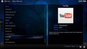 xbmc-youtube-addon