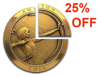 """amazon-coins-25-off """"width ="""" 390 """"height ="""" 296 """"srcset ="""" https://i2.wp.com/www.aftvnews.com/wp-content/uploads/2014/08/amazon-coins -25-off.jpg? W = 390 & quality = 100 390w, https://i2.wp.com/www.aftvnews.com/wp-content/uploads/2014/08/amazon-coins-25-off.jpg? resize = 150% 2C113 & quality = 100 150w, https://i2.wp.com/www.aftvnews.com/wp-content/uploads/2014/08/amazon-coins-25-off.jpg?resize=300%2C227&quality = 100 300w, https://i2.wp.com/www.aftvnews.com/wp-content/uploads/2014/08/amazon-coins-25-off.jpg?resize=100%2C75&quality=100 100w, https : //i2.wp.com/www.aftvnews.com/wp-content/uploads/2014/08/amazon-coins-25-off.jpg? resize = 200% 2C151 & quality = 100 200w """"tailles ="""" (max- width: 390px) 100vw, 390px """"data-recalc-dims ="""" 1 """"/></p> <p>Si vous aimez essayer de nouvelles applications autant que moi, cette offre est pour vous. Amazon vient de lancer une promotion d'une durée limitée, qui permet de bénéficier d'une réduction de 25% sur le prix de son pack de 10 000 pièces Amazon Coin. C'est 100 $ de pièces Amazon pour seulement 75 $. C'est de loin la meilleure offre sur les pièces que j'ai jamais vue. Normalement, lors de la vente, ce paquet de pièces se vend 90 $. Pendant une très courte période, à la fin de l'année dernière, Amazon a eu une promotion qui lui a valu une réduction de 20% sur ses pièces, mais c'est la première fois que ses économies atteignent 25%. Étant donné que les pièces achetées par Amazon que vous achetez n'expirent jamais, il est logique de pré-acheter des pièces lorsqu'elles sont aussi bon marché afin de pouvoir accumuler les économies sur les futures offres d'applications.</p> </div> </div> <div id="""