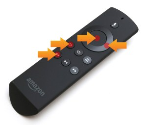 How to access Hidden Resolution Options on the Fire TV