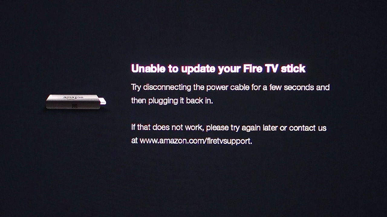 How to complete the Fire TV Stick Initial Setup without Updating