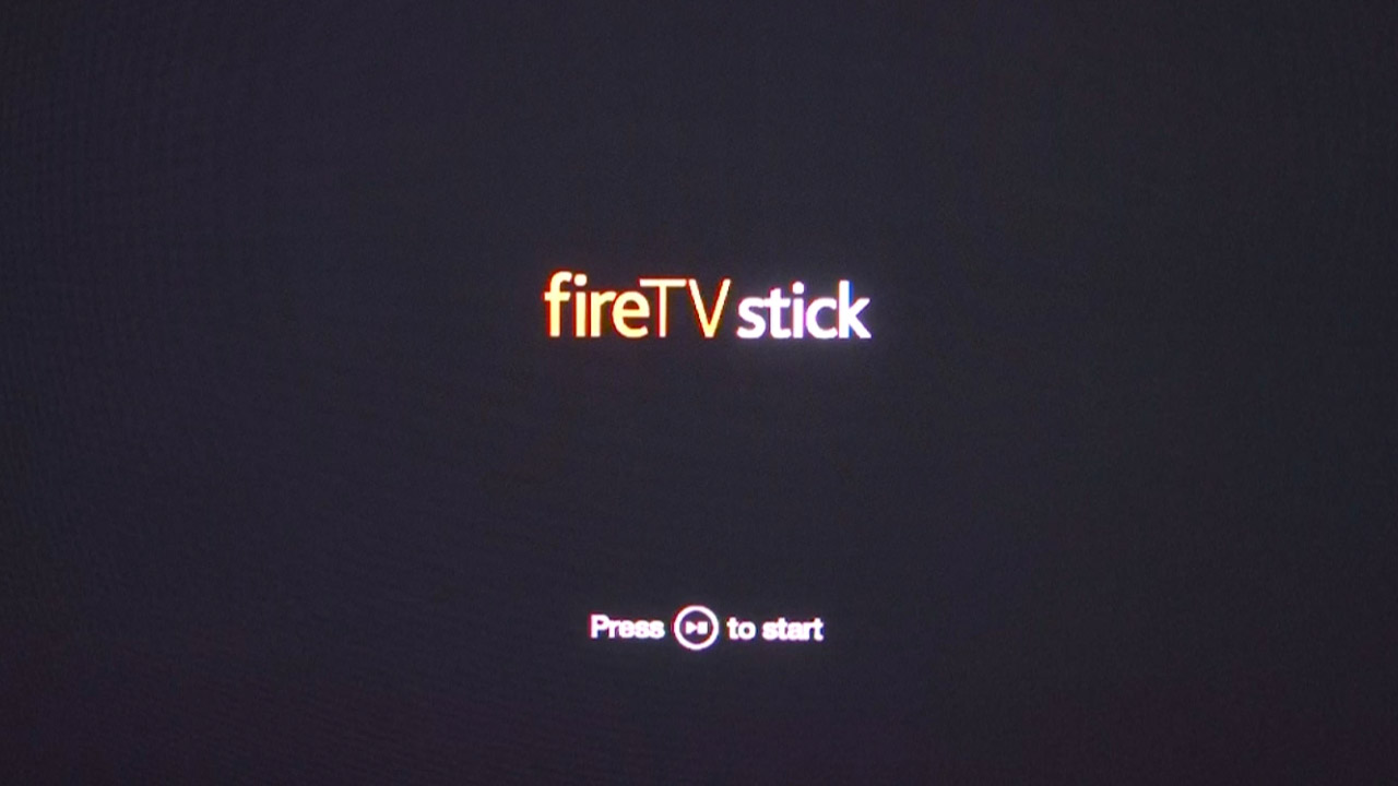 How to complete the Fire TV Stick Initial Setup without