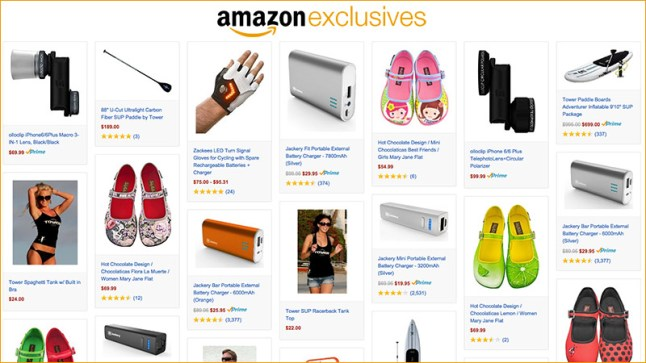 937ccb2ef1ce5 Amazon launches Exclusives storefront for up-and-coming brands ...