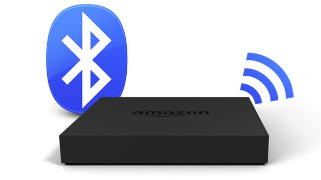 How to connect a keyboard or other Bluetooth device to the Amazon