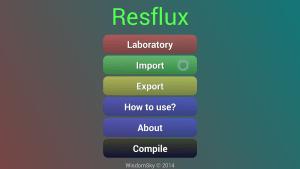 resflux-import