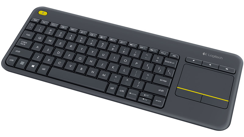 Logitech updates the best Fire TV keyboard with the release of the