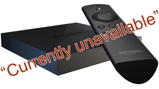 fire-tv-currently-unavailable
