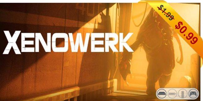 xenowerk-199-99-deal-header
