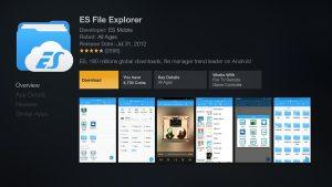 es-file-explorer-install