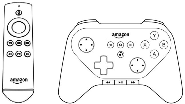 wire-drawing-voice-remote-game-controller