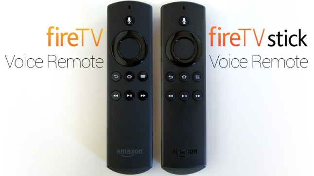 Uncovering the differences between the Fire TV and Fire TV Stick