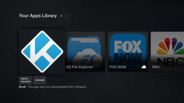 kodi-in-app-library-list