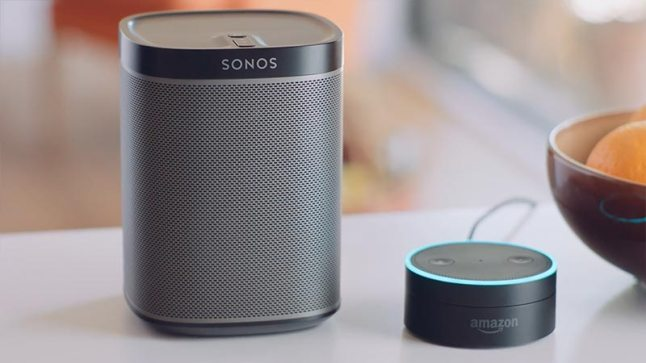 sonos begins beta testing amazon alexa control integration. Black Bedroom Furniture Sets. Home Design Ideas